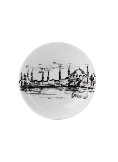 Porland İstanbul Lokumluk 10Cm Beyaz